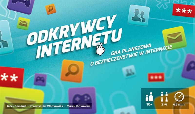 Course Image Odkrywcy Internetu - gra planszowa